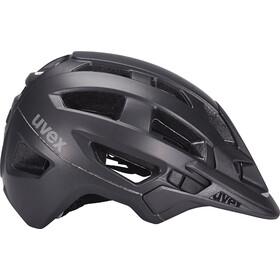 UVEX Finale - Casco de bicicleta - negro